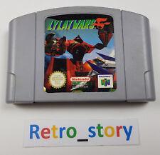 Nintendo 64 N64 - Lylat Wars - PAL