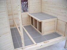 Sonderangebot  XL Hühnerhaus / Hühnerstall / Entenhaus / Entenstall Holz