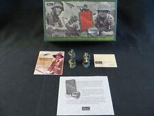 BRITAIN WORLD WAR II SQUADS GERMAN WERMACHT PANZERSHRECK TEAM 17145 TOY SOLDIERS