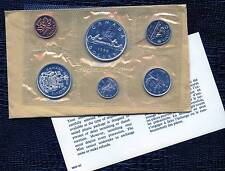 "1966 Canada""Proof Like"" Silver Coin Set (43.15 Grams .800 Silver)"