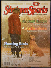 Rare Vintage Magazine SHOTGUN SPORTS MARCH 1997 !!! WHY HUNTERS MISS Part 1 !!!