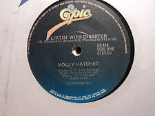 "Molly Hatchet ""Flirtin' With Disaster"" 1979 EPIC NZ 7"" 45rpm"