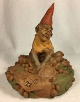 FREDDY-R 1983 Tom Clark Gnome~Cairn Studio Item #79~Edition #22~w/COA and Story