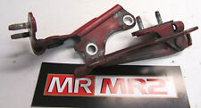 Toyota MR2 MK2 Engine Lid Cover Hinges Red 3E5  - Mr MR2 Used Parts 1989-99