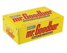 Hershey's Mr. Goodbar Candy Bar 36 ct Peanuts And Milk Chocolate