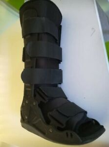 Tutore Walker per riabilitazione frattura tibio yarsale taglia da 39 a 43