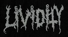 LIVIDITY - Logo  [Woven Patch]