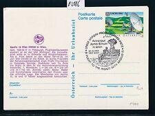 02186) Raketen space Weltraum, Österreich Zudruck GA Apollo 15, SST 1989