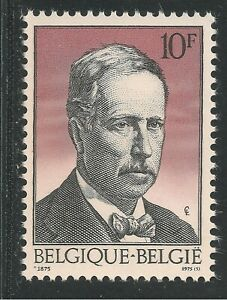 Belgium #918 (A347) VF MNH - 1975 10fr King Albert (1875-1934)