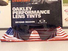 Oakley Radarlock Path Black Iridium Polarized lens - Brand New SKU# 43-533 + USA