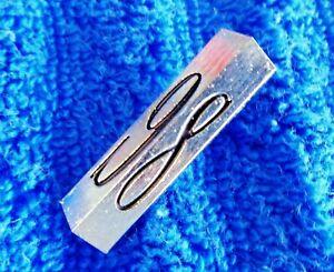 NOS NEW Original GM Small METAL Ninety Eight  Regency Chrome Emblem Ornament