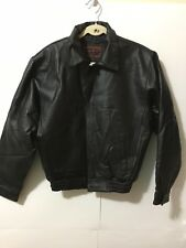 NWOT Leather World By Lucky Leather Jacket USA Size S