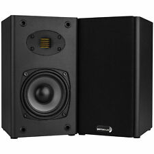 "Dayton Audio B452-AIR 4-1/2"" 2-Way Bookshelf Speaker Pair with AMT Tweeter"