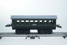 Artículos de escala 0 de metal blanco para modelismo ferroviario
