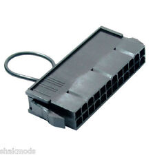 24 Pin ATX Jump Start Power Supply Bridging Connector Plug - Corsair OCZ Sesonic