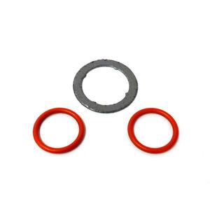 OEM NEW Engine EGR Valve Gasket & O-Ring Seals Kit 6.0L Diesel 3C3Z-9P455-AB