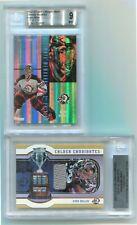 2002-03 BAP Ultimate Memorabilia #50 Ryan Miller RC /250 BGS 9 +JERSEY/40
