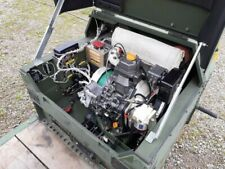 Mep831a 3kw Diesel Military Tactical Quiet Generator 120 240 Ac 60hz Yanmar