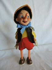 Pinocchio Vintage Wind-Up Toy with Built in Key