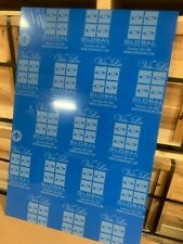 Aluminum Composite Sign Panel SIGNABOND 3mm (1/8