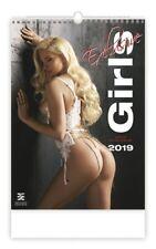 Girls Exclusive Erotik Poster Kalender Wandkalender Poster Calendar 2019 Helma