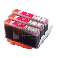 3 MAGENTA 920XL HIGH YIELD 920BK for HP Printer Officejet 6000 6500 - E609 E709