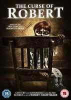 The CURSE OF ROBERT THE DOLL (2016) DVD Region 4 (AUS) New & Sealed Chucky
