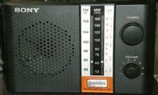 Radio Multibanda Sony AM, FM, SW 5.9 a 18 MHz