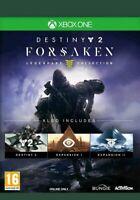 Destiny 2 Forsaken Legendary Collection  Xbox One BRAND NEW FACTORY SEALED