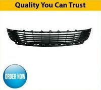 2012-2013 Renault Megane Hatchback Front Lower Centre Bumper Grille High Quality