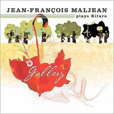 JEAN-FRAN‡OIS MALJEAN - GALLERY: JEAN-FRAN‡OIS MALJEAN PLAYS KITARO * (NEW CD)
