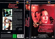 """VHS - """" Blutiges Familiengeheimnis ( A Family Divided ) """" (1995) - Faye Dunaway"""