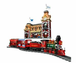 Disney Train and Station Exclusive Limited Edition Lego Power Up Set (71044)
