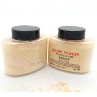 1.5 oz Bottle Banana Loose Setting Translucent Powder Shade Beauty Make up 42G