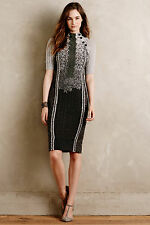 $548 Anthropologie Cabled Lace Dress  by Byron Lars NWT 2P