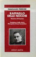 Pancrazio Perrone Raffaello Delle Nocche Vescovo di Tricarico Edizioni Paoline