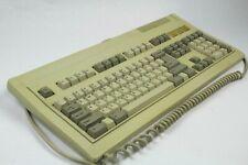 Vintage Monterey Mtek K104 XT/AT Switchable Keyboard ALPS White