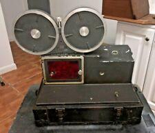 Antique Mauer16mm Optical Sound Master Recording Camera