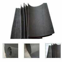 2 Sheet Graphite Carbon Felt High Pure Carbon Graphite Carbon Fiber Felt 20x30cm