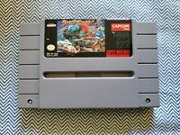 Street Fighter II 2 - SUPER NINTENDO SNES Game Tested + Working & Authentic!