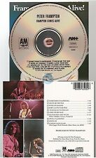 PETER FRAMPTON comes alive ! CD ALBUM west germany A&M 396 505-2