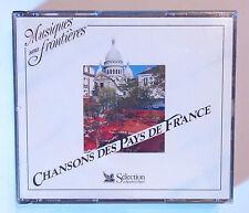 COFFRET 3 CD / CHANSONS DES PAYS DE FRANCE - SELECTION DU READER'S DIGEST