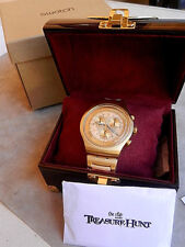 SWATCH+GOLD & PIONEER-SPECIAL 2007+YOZ101 THE CHEST/TREASURE HUNT+NEU/NEW