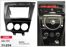 CARAV 11-234 2Din Marco Adaptador Kit Instalacion de Radio MAZDA RX-8 2008-2011