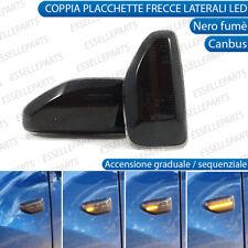 COPPIA FRECCE LATERALI FUME' PROGRESSIVE A LED DACIA DUSTER MK2 DINAMICHE