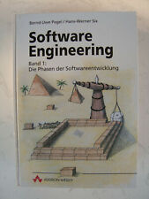 Software Engineering: Band 1 Die Phasen der Softwareentwicklung (Addison-Wesley)