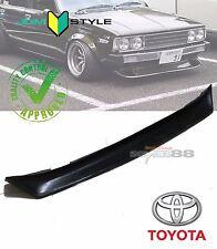 JDM Toyota Corolla KE70 ke30 te71 Front Bumper Chin Spoiler Lip Air Dam Spoiler