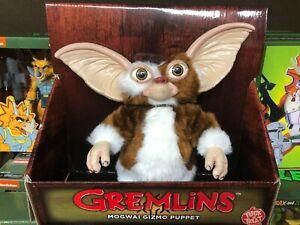 "Gremlins Mogwai Gizmo 10"" Puppet Prop Replica Trick Or Treat Studios"