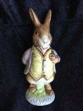 "Beatrix Potter 1965 ""Mr. Benjamin Bunny"" Beswick England 4 1/2"" H"
