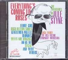 Jack Everly & RCA Symphony - Jule Styne - Everything's Coming Up Roses - NEW CD